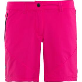 Ziener Eib Korte Broek Dames, pink blossom